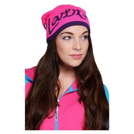czapka Lazzzy Buddy - Pink
