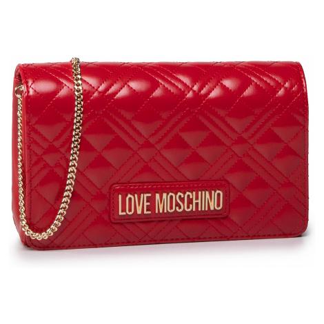 Torebka LOVE MOSCHINO - JC4247PP0AKA0500 Rosso