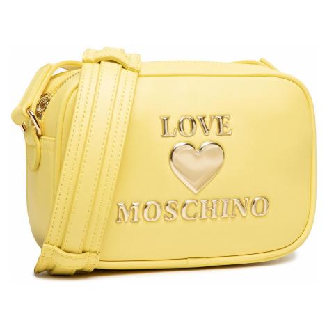 Torebka LOVE MOSCHINO - JC4059PP1CLF0400 Giallo