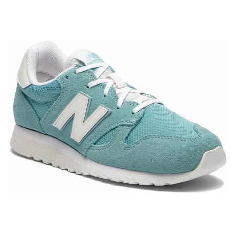Sneakersy NEW BALANCE - WL520LB Zielony