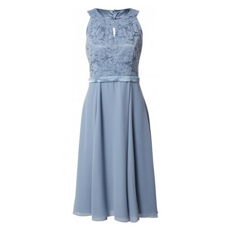 Vera Mont Sukienka podpalany niebieski / jasnoniebieski