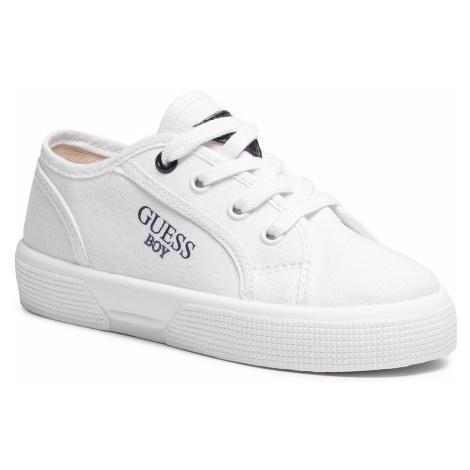 Sneakersy GUESS - Piumo FI7PIO FAB12 WHITE
