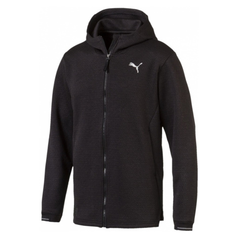 PUMA Bluza rozpinana sportowa czarny