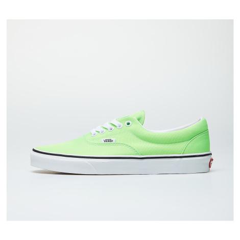 Vans Era (Neon) Green Gecko/ True White