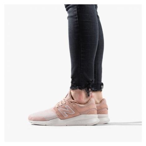 Buty damskie sneakersy New Balance WS247HPC