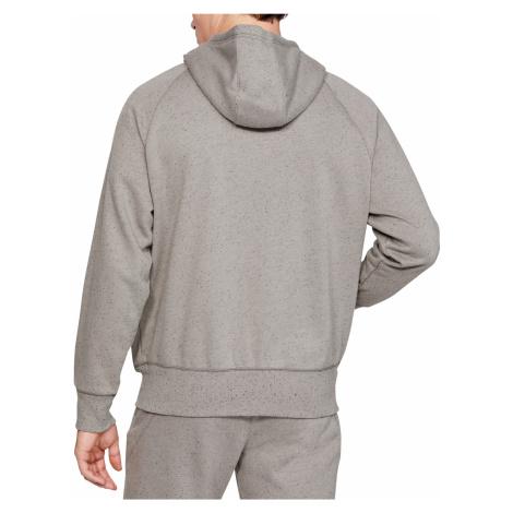 Bluza Under Armour Speckled Fleece Fz Hoodie