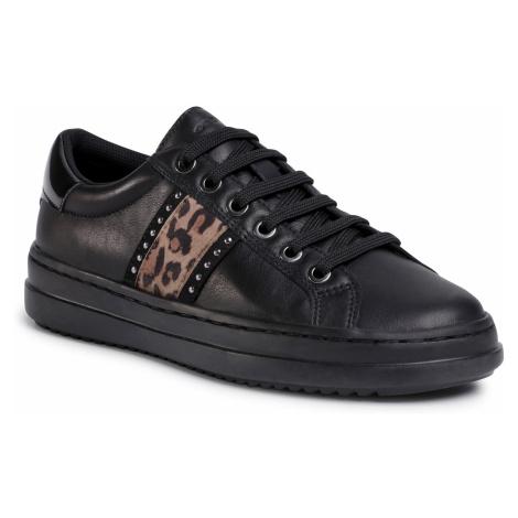 Sneakersy GEOX - D Pontoise G D04FEG 08502 C9999 Black