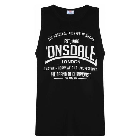 Koszulka męska Lonsdale Boxing