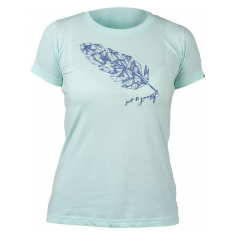 Northfinder MADILYN niebieski S - Koszulka damska