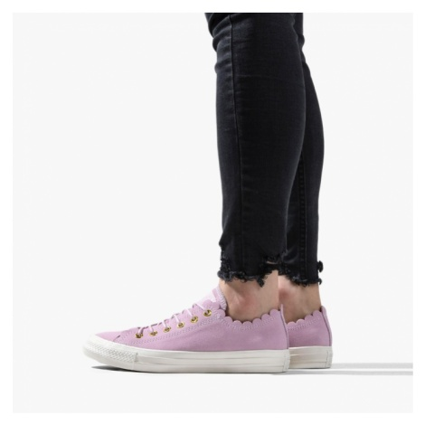 Buty damskie sneakersy Converse Chuck Taylor All Star Frilly Thrills 563416C