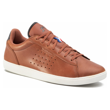 Sneakersy LE COQ SPORTIF - Courtstart Winter Leather 1920102 Cinnamon
