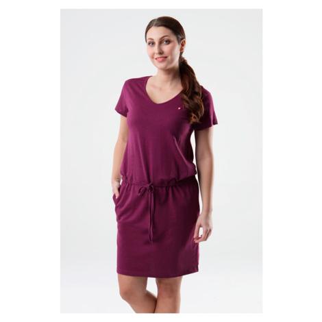 Fioletowa sukienka LOAP Blanka