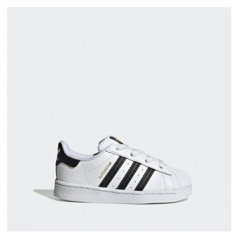 Buty dziecięce sneakersy adidas Originals Superstar EL I FU7717