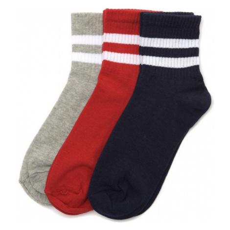 Trendyol 3-s Navy Knitted Socks