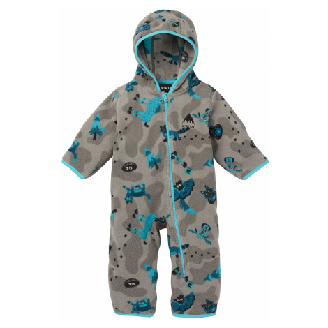 kombinezon Burton Infant Fleece Onesie - Hide And Seek
