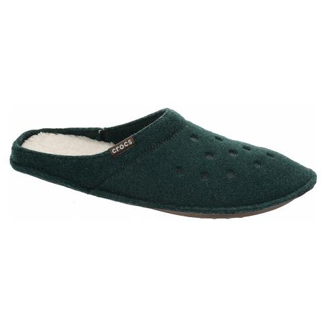 buty Crocs Classic Slipper - Evergreen/Stucco