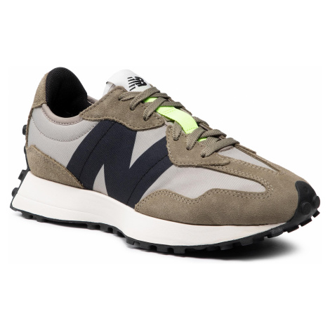 Sneakersy NEW BALANCE - MS327IB Zielony
