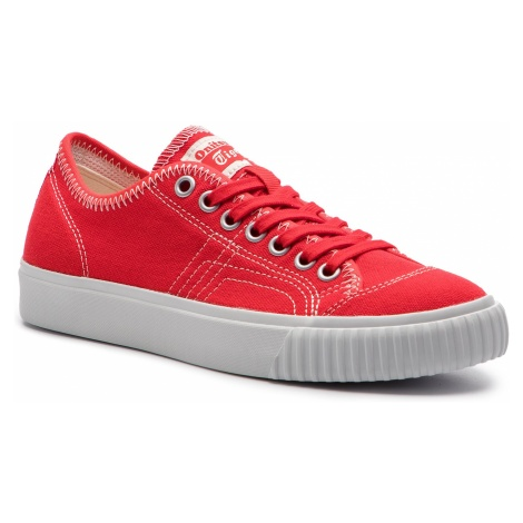 Tenisówki ONITSUKA TIGER - Ok Basketball Lo 1183A204 Classic Red/Classic Red 601