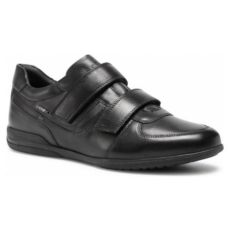 Sneakersy GEOX - U Timothy B U046TB 00043 C9999 Black