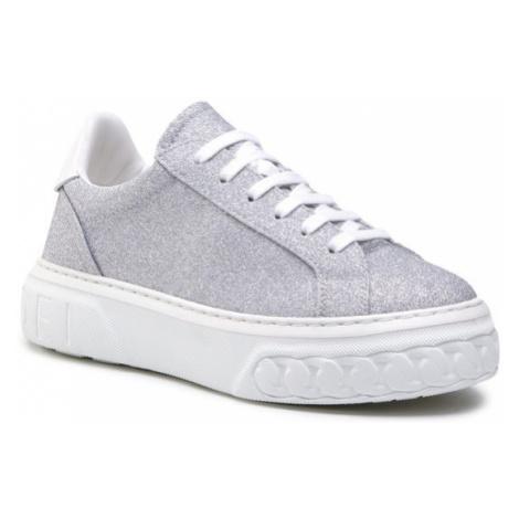 Casadei Sneakersy 2X813P0201T0276A005 Srebrny