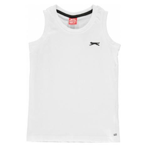 Slazenger Sleeveless T Shirt Junior Boys