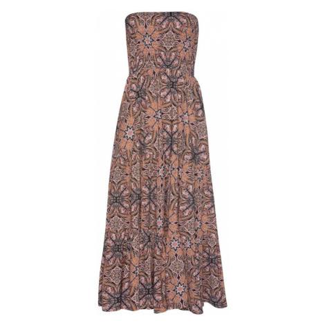 LASCANA Sukienka plażowa żółty / brązowy / czarny / różowy pudrowy / czerwony / szary