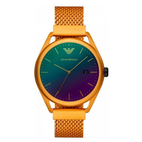 Zegarek EMPORIO ARMANI - Matteo AR11327 Gold