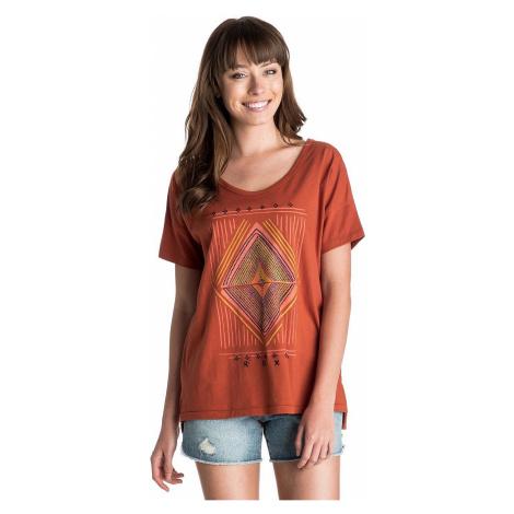 koszulka Roxy Loose A - NQV0/Picante
