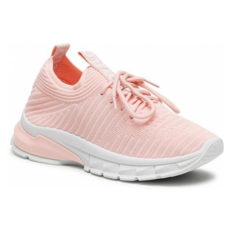 DeeZee Sneakersy WSS20102-14 Różowy