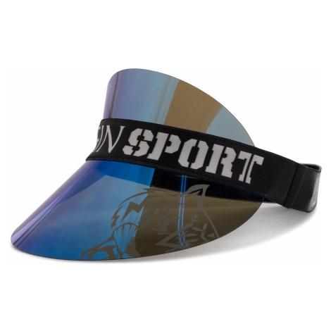 Daszek PLEIN SPORT - Visor Hat 000 MAC0395 STE003N Middle Blue 08