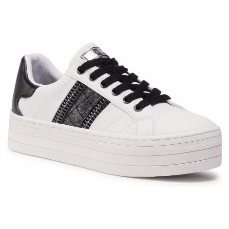 Sneakersy GUESS - Baritt FL7BRT FAL12 WHITE