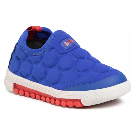 Sneakersy BIBI - Roller New 679518 Anil/Red