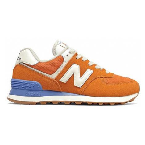 Buty damskie sneakersy New Balance WL574VI2