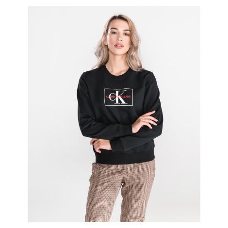 Calvin Klein Bluza Czarny
