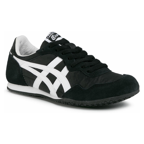 Sneakersy ONITSUKA TIGER - Serrano 1183B400 Black/White 001