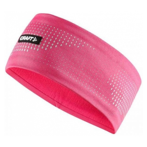 Craft BRILLIANT 2.0 HEADBAND - Opaska funkcjonalna do biegania
