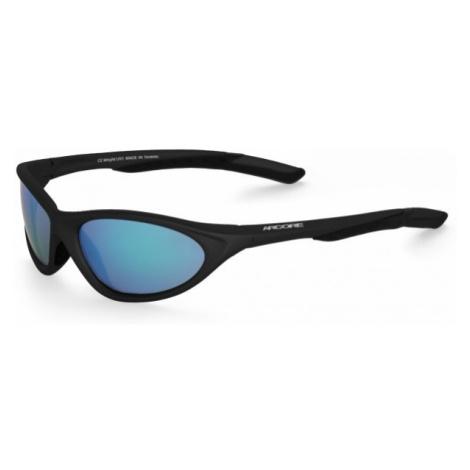 Arcore WRIGHT czarny  - Okulary przeciwsłoneczne dziecięce