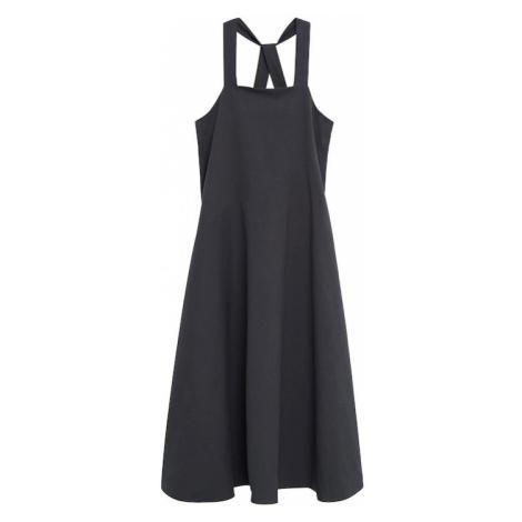 MANGO Sukienka antracytowy