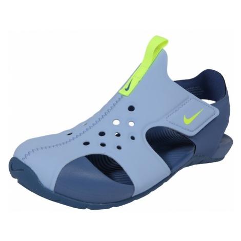 Nike Sportswear Buty otwarte 'Sunray Protect 2 TD' jasnoniebieski / ciemny niebieski