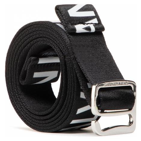Pasek Męski CALVIN KLEIN JEANS - Slider Tape Belt 35Mm K50K506554 BDS