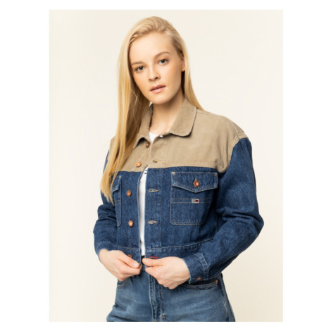 Kurtka jeansowa Tommy Jeans Tommy Hilfiger