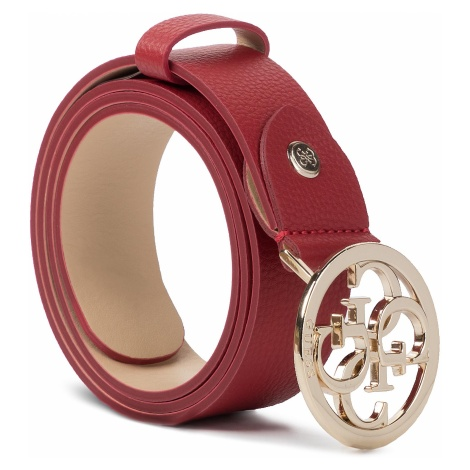 Pasek Damski GUESS - Alma Belts BW7215 VIN35 RED