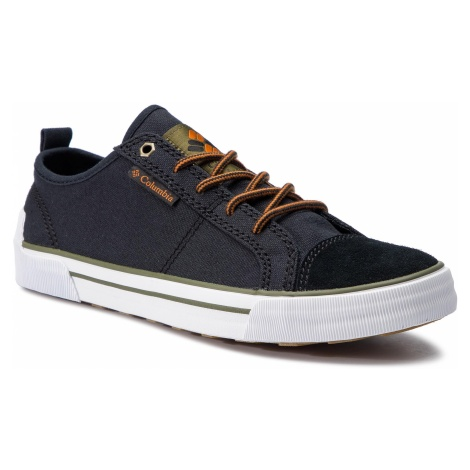 Tenisówki COLUMBIA - Goodlife Lace BM4651 Black/Bright Copper 012