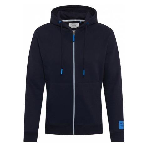 Marc O'Polo DENIM Bluza rozpinana ciemny niebieski