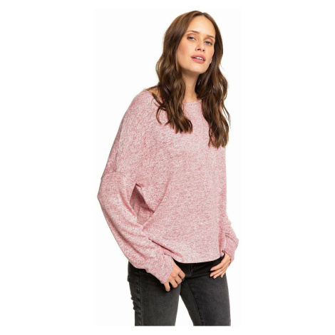 T-shirt Roxy Holiday Everyday LS - RQHH/Deep Claret Heather