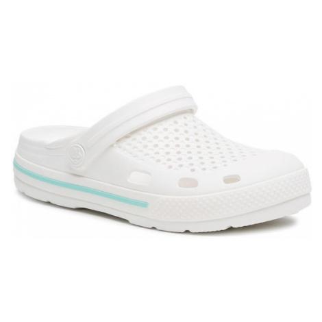 Coqui Klapki Lindo 6413-413-3232 Biały