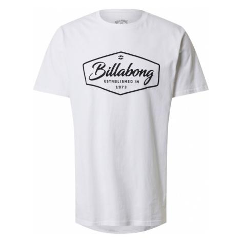 BILLABONG Koszulka 'Trademark' biały