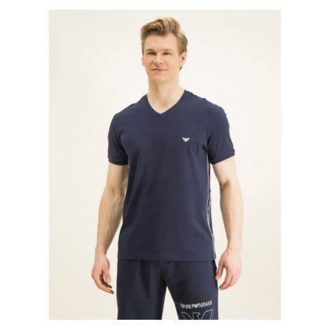 Emporio Armani Underwear Szorty sportowe 111004 0P575 00135 Granatowy Regular Fit