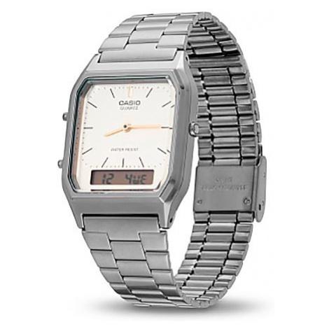 Zegarek CASIO - AQ-230EGG-9AEF Silver