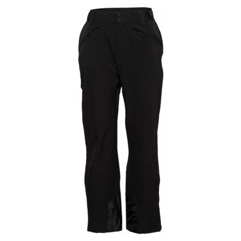 Superdry Snow Spodnie outdoor czarny